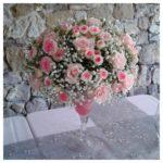 fleurs décoration mariage Azur Roses La Crau Toulon Var