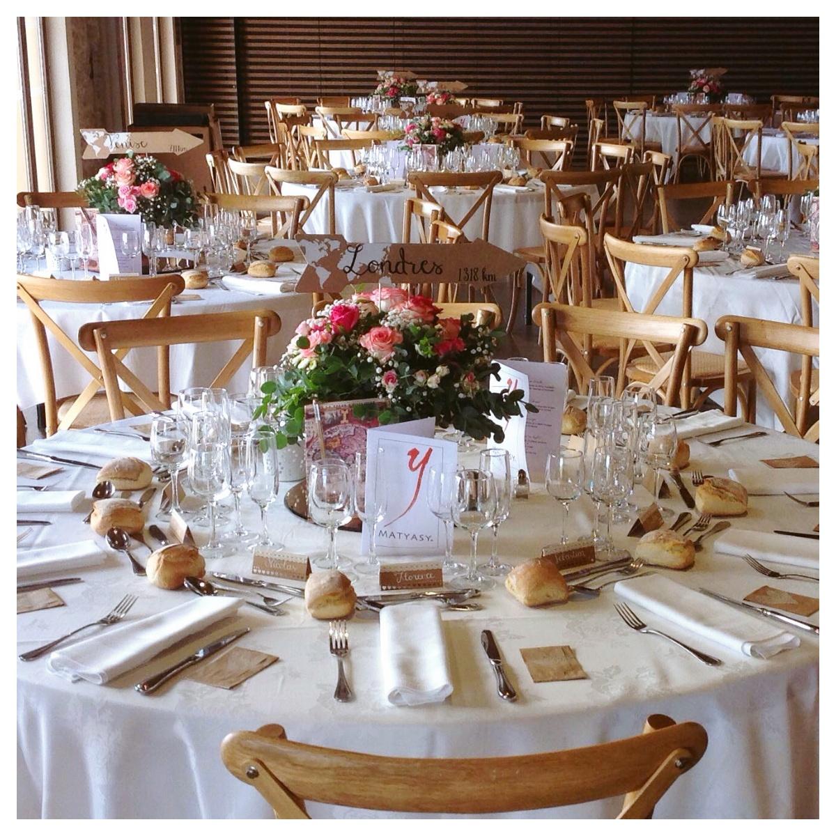 Décoration Mariage Salles Et églises Azur Roses
