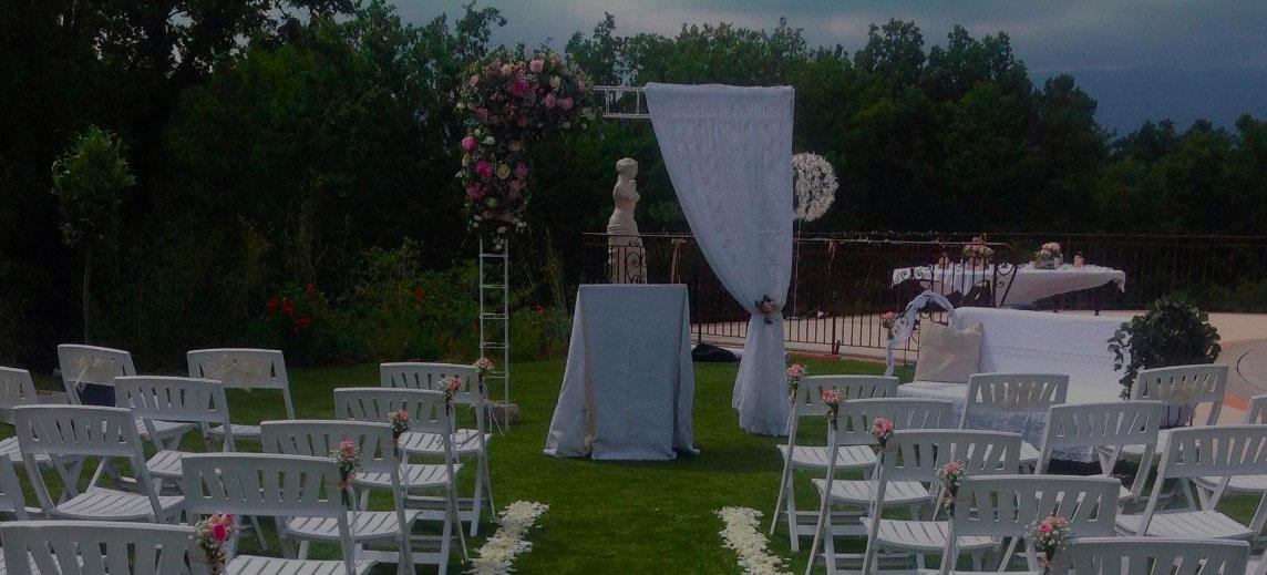 décoration-florale mariage-Azur-Roses-