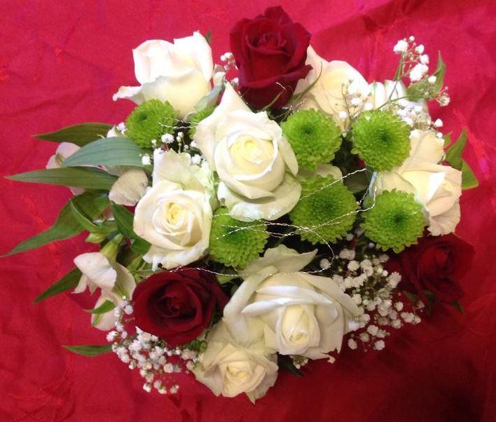 bouquet bulle par producteur Azur Roses Toulon Var