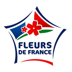 label fleur de France Azur Roses à La Crau producteur de fleur du Var vente directe